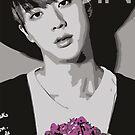 BTS - Jin by ScissorCrazy