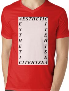 AESTHETIC Four Mens V-Neck T-Shirt