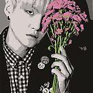 BTS - Suga by ScissorCrazy