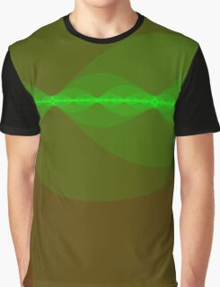sinething about waves, April ends, or that! Graphic T-Shirt