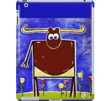 Just Bull iPad Case/Skin
