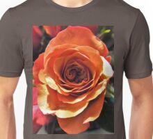 Tequila sunrise rose  Unisex T-Shirt