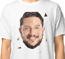 Sal Vulcano Impractical Jokers LowPoly art Classic T-Shirt