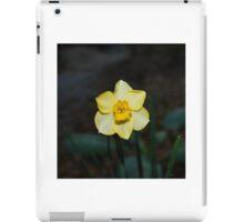 Daffodil iPad Case/Skin