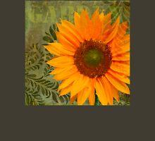 Summer Sun II Afternoon Sunflower Garden Womens Fitted T-Shirt