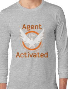 The Division Agent Activated Long Sleeve T-Shirt
