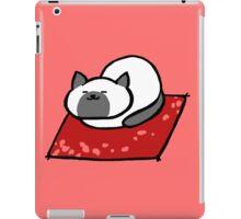 Sleeping Marshmallow iPad Case/Skin