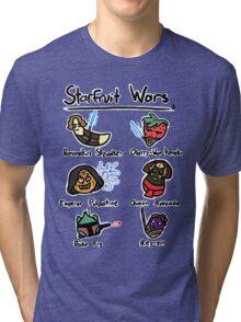 Starfruit Wars Tri-blend T-Shirt
