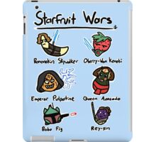 Starfruit Wars iPad Case/Skin
