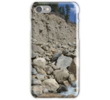 into the flood canyon iPhone Case/Skin