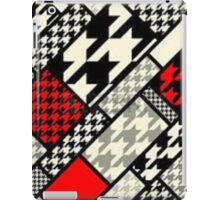 pattern blocks iPad Case/Skin