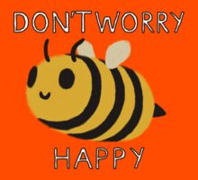 Don't worry, Bee happy by izzy-the-odd