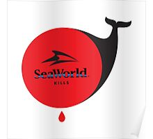 SEAWORLD KILLS Poster