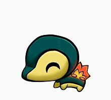 My little Cyndaquil - with flame Unisex T-Shirt