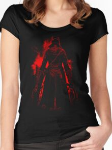 Beast Blood Women's Fitted Scoop T-Shirt