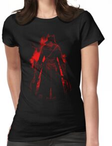Beast Blood Womens Fitted T-Shirt
