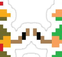 Super Puck Bros. Sticker