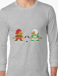 Super Puck Bros. Long Sleeve T-Shirt