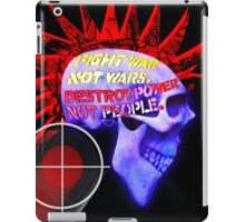 PUNK ROCKS iPad Case/Skin