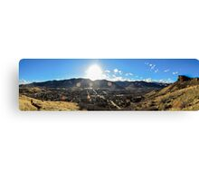 Golden, CO Canvas Print