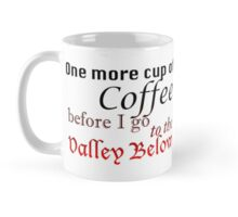Valley Below Mug