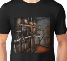 Steampunk - Controls - The Steamship control room Unisex T-Shirt