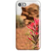 Indian Paintbrush iPhone Case/Skin