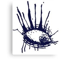 Ink Eye Canvas Print