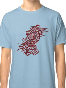 Abstract Parrot Classic T-Shirt