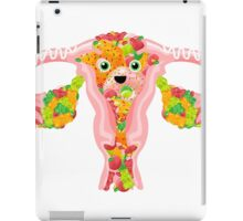 Happy Sweet Uterus iPad Case/Skin