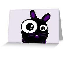 Chuchu the Bunny Greeting Card