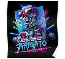 Domo Arigato Mr. Roboto Poster