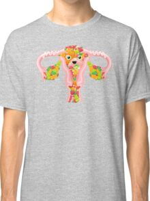 Happy Sweet Uterus Classic T-Shirt
