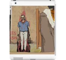 The Thistle Man iPad Case/Skin