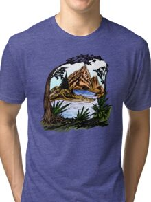 The Outdoors Tri-blend T-Shirt