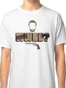WWRD? Classic T-Shirt