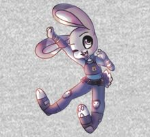 Judy Hopps One Piece - Long Sleeve