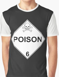 POISON - LEVEL 6 Graphic T-Shirt
