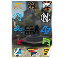 Cs:Go Teams 2 Poster