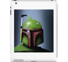 Sci Fi Bounty Hunter iPad Case/Skin