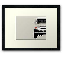 Japanese Offroader  Framed Print