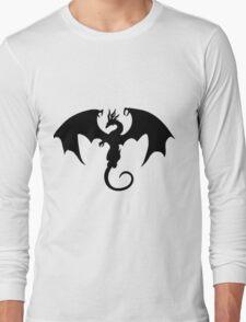 black dragon Long Sleeve T-Shirt