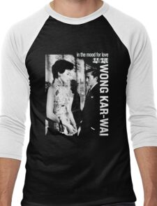 IN THE MOOD FOR LOVE - WONG KAR WAI Men's Baseball ¾ T-Shirt