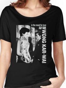 IN THE MOOD FOR LOVE - WONG KAR WAI Women's Relaxed Fit T-Shirt