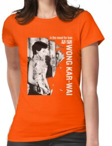 IN THE MOOD FOR LOVE - WONG KAR WAI Womens Fitted T-Shirt