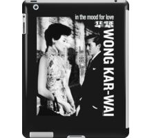 IN THE MOOD FOR LOVE - WONG KAR WAI iPad Case/Skin
