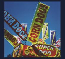 Corndogs - Medium Format Film Photograph One Piece - Long Sleeve