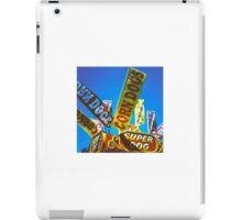 Corndogs - Medium Format Film Photograph iPad Case/Skin