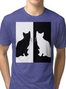 Cats Tri-blend T-Shirt