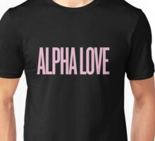 Alpha Love (ADPi) Beyonce Inspired  Unisex T-Shirt